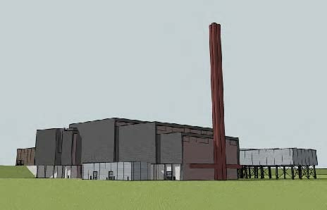 Facility Rendering
